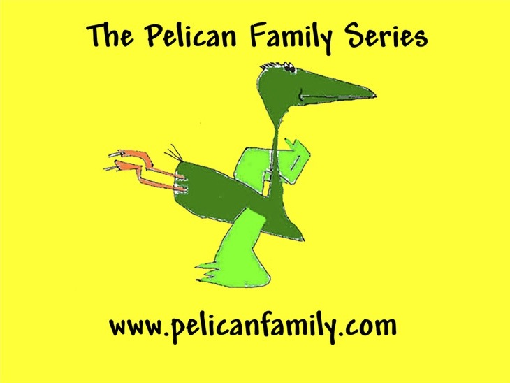 Pelican Family Series Childrens Picture Books, Learn to read, child education, child literacy, teachers community